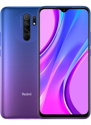 Xiaomi Redmi 9 64 Gb Sunset Purple Mor